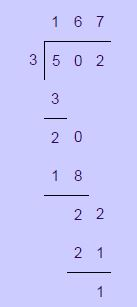 long division 2
